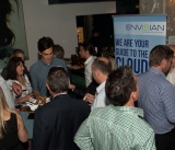 Guests at Envisian's inaugural Inside the Cloud event