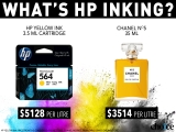 HP in the red with Choice over printer ink cartridges