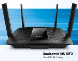 Linksys AC2600 EA8500 router – blazingly fast (review)