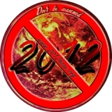 Logo: Don't Be Scammed -- 2012 Hoax (Debunking the 2012 Doomsday)