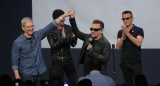 Half a billion U2 albums - Apple's gift to iTunes users