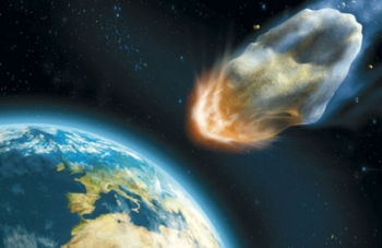 Asteroid passes very close by Earth