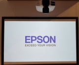 Epson lights up projectors