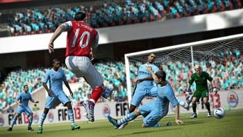 Play real pros at FIFA 2013 in Heart of Melbourne