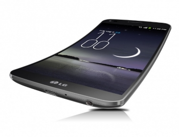 LG Flexes its curves