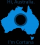 Cortana comes to Oz