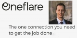 Oneflare's new CFO adds flair to 'expert connections' business