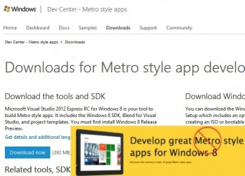 Goodbye Metro, hello Windows 8