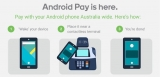 Android Pay arrives