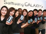 Samsung S4 sales – a month on