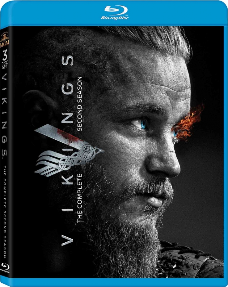 Review: Vikings Series 2 Blu-ray