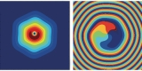 Quantum whirlpool 'polaritons' created by spiral laser beam