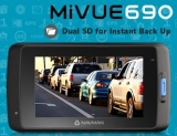 Navman MiVUE 690 dashcam (review)