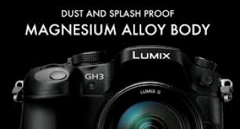 Lumix GH3 camera wins coveted EISA award