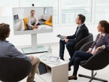 Videoconferencing at work in Australian finance sector