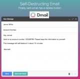 You've got Dmail - and now you haven't