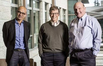 Microsoft revival only if Gates and Ballmer leave