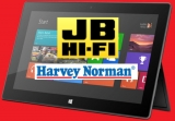 Microsoft's tablet to Surface at JB and HN?