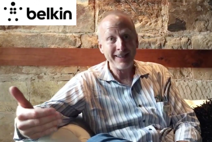 VIDEO: Interview with a CEO - Belkin's Chet Pipkin