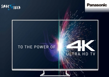 Panasonic Viera 4K UHD TV with new HDMI 2.0