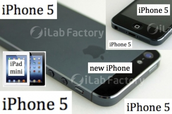 iPhone 5: not yet the final photo, nor the final countdown