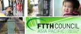 APAC FTTH subscribers up 35% in one year