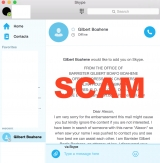 Scammers targeting Skype with $15 million scam