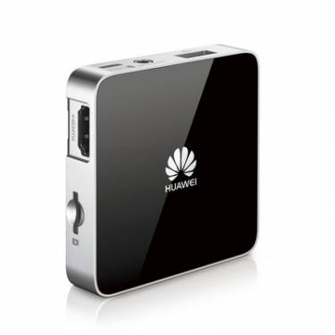 Huawei enters home entertainment market