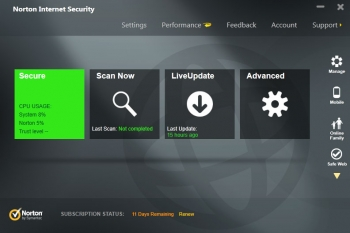 New Norton makes Windows 8 faster, safer