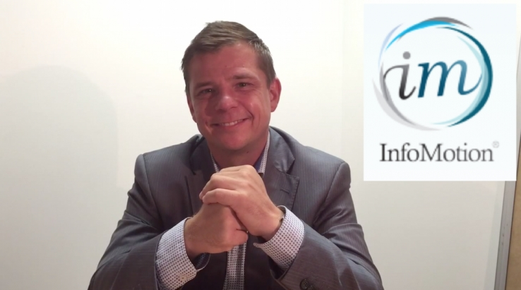 VIDEO Interview: Infomotion's MD and Founder, Robert Frandsen