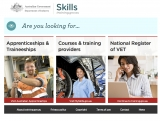 Federal government confirms it allowed training.com.au to expire