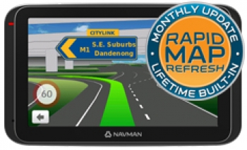 Navman is streets ahead with 'rapid refresh'