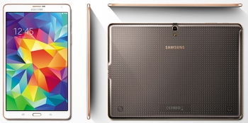 Samsung Galaxy Tab S – for superb