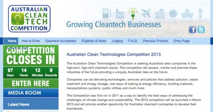 Autodesk supports clean technology