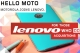 Lenovo: World's No.3 mobile maker post munching Motorola