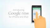 Google Now – interactive voice search for iOS and Android