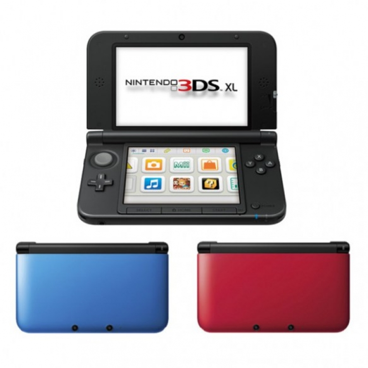 Nintendo 3DS XL announced, big screen glasses free 3D