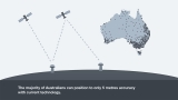 Positioning technology trials for spatial industry