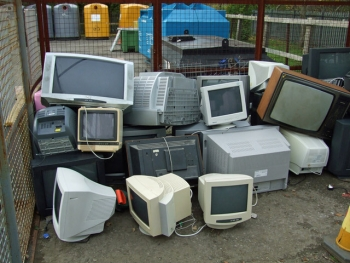 Recycled computers - Wikimedia