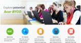 Acer educates with BYOD Education Project guide