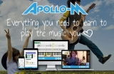VIDEO: Apollo-M app - one small step for music, one giant step for music learning
