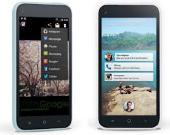 It's the Facebook Phone – sort of