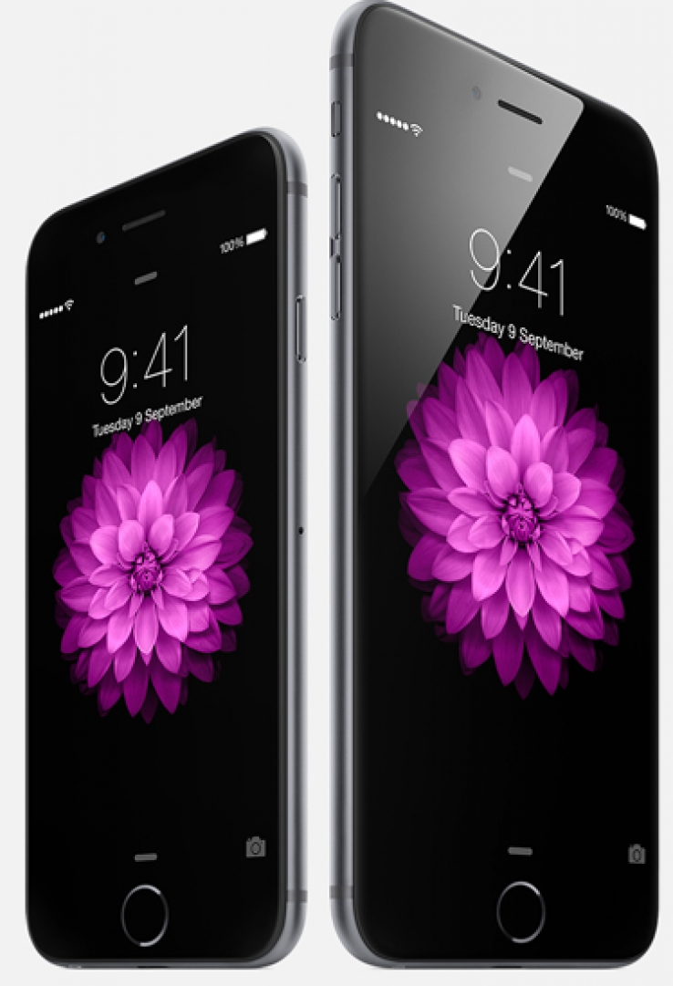 iPhone 6 and Plus – first looks
