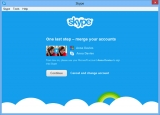 Skype: you can merge your Messenger and Skype accounts in Skype version 6.0