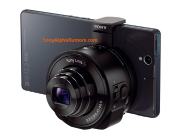 Sony lens camera could break all smartphone camera limitations