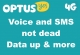 Optus: SMS and voice up, pumps 'mocial', data and NYE predictions