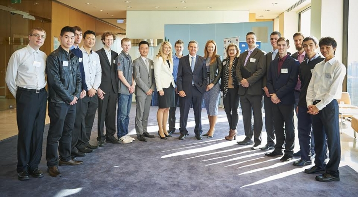 Huawei selects Aussie ICT students for Seeds for Future program