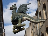Dragon effigy - source Wikimedia