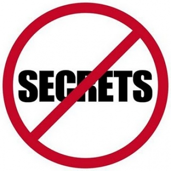 There are no secrets – anymore