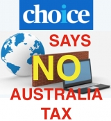 No CHOICE about website blocking: an exxy Australia tax?